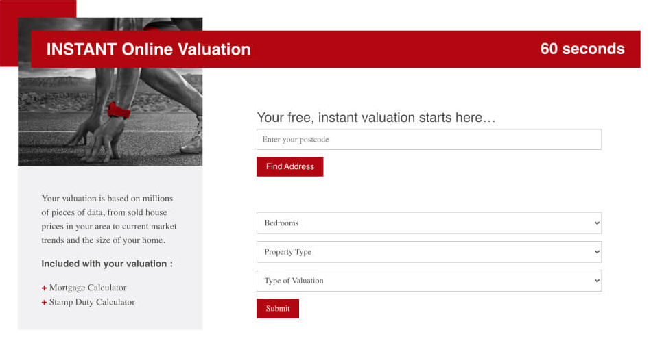 agent valuation tool